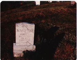 Evalina Lois <i>Foss</i> Marston