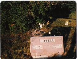 Lillian E <i>Smith</i> Lowell