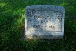 Elizabeth Forney <i>VanHouter</i> Ray