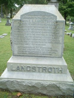 Rev Lorenzo L Langstroth
