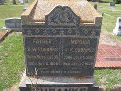 Jane Katherine <i>Black</i> Eubanks