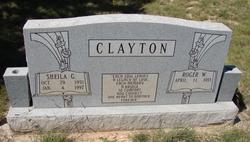 Sheila G Clayton