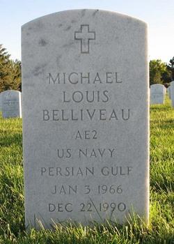 Michael Louis Belliveau