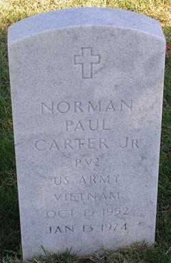 Norman Paul Carter, Jr