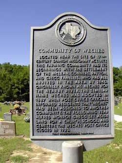 Weches Cemetery