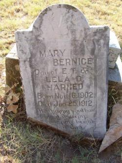 Mary Bernice Harned