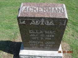 Ella Mae <i>LeMaster</i> Ackerman