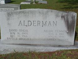 Nelda <i>Cumming</i> Alderman
