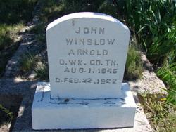 John Winslow Arnold