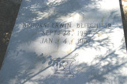 Brooks Erwin Blitch, Jr