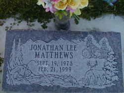 Jonathan Lee Matthews