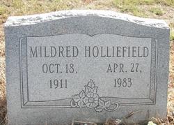Mildred Green <i>Warren</i> Holliefield