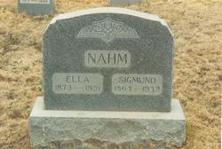 Gabriella Rachel Ella <i>Kohn</i> Nahm