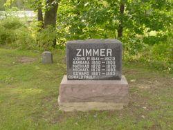 Edward Peter Zimmer
