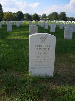 Corbett Dingus