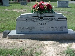Edgar Harrison Raley
