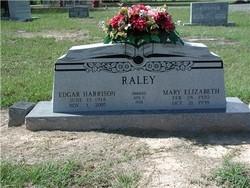 Mary Elizabeth <i>McCandless</i> Raley