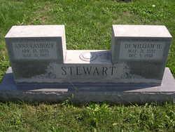 Anna <i>Cashour</i> Stewart