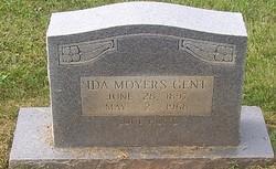 Ida <i>Moyers</i> Gent