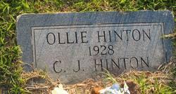 C J Hinton