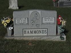 Claude E. Hammonds, Sr