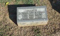 Dorothy Ann Whitaker