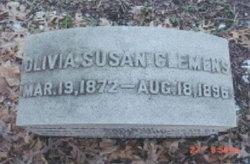Olivia Susan Suzy Clemens
