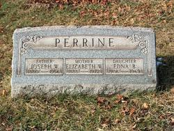 Joseph William Perrine