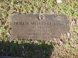 Hollis Mitchell Burks