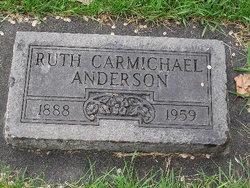 Ruth <i>Carmichael</i> Anderson