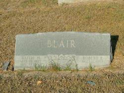 Robert B Blair