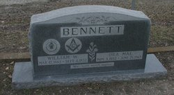 Ora Mae <i>Runnells</i> Bennett