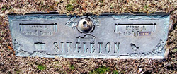 Mable <i>Burton</i> Singleton