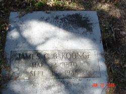 James C. <i>B.</i> Koonce