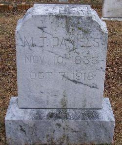 Mayeye Taylor Daniels