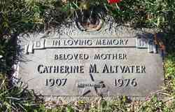 Catherine May <i>Reese</i> Altvater
