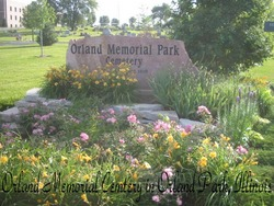 Orland Memorial Park Cemetery
