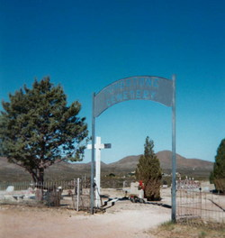 Tombstone Cemetery (Old)