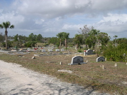 Winter Beach Cemetery