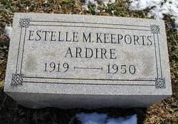 Estella Mae <i>Keeports</i> Ardire