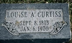 Louise A Curtiss