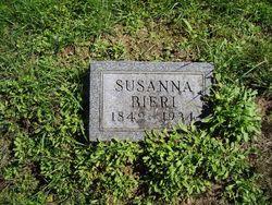 Susanna <i>Roth</i> Bieri