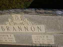Lucy B. Brannon
