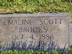 Emaline Scott Brooks