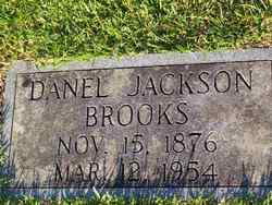 Daniel Jackson Brooks