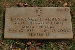Lawrence S Agres, Sr
