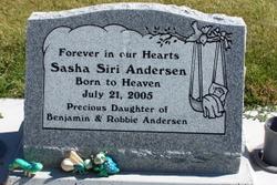 Sasha Siri Andersen