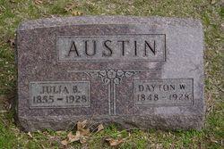Julia <i>Bowers</i> Austin