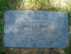 Dr James Gordon Harris, Jr