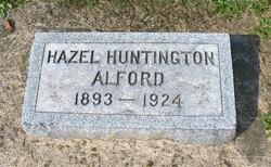 Ruth Hazel <i>Huntington</i> Alford